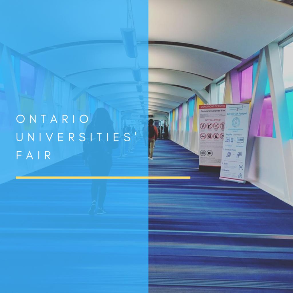 Ontario Universities Fair