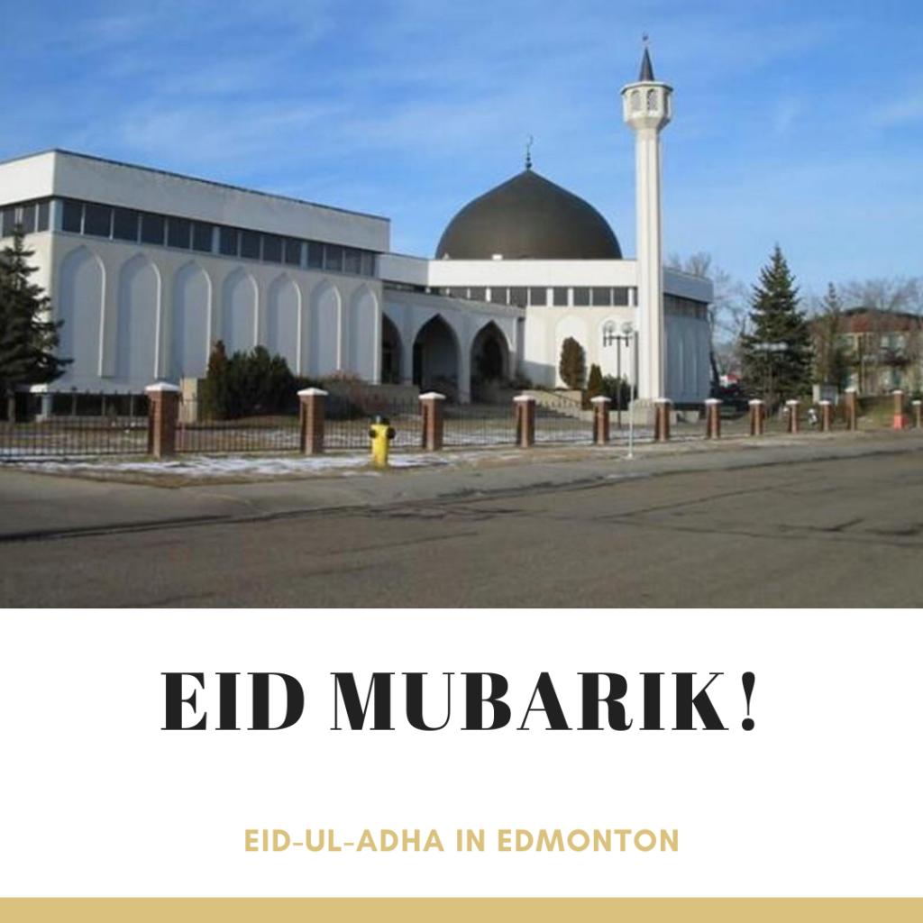Eid-ul-Adha Edmonton