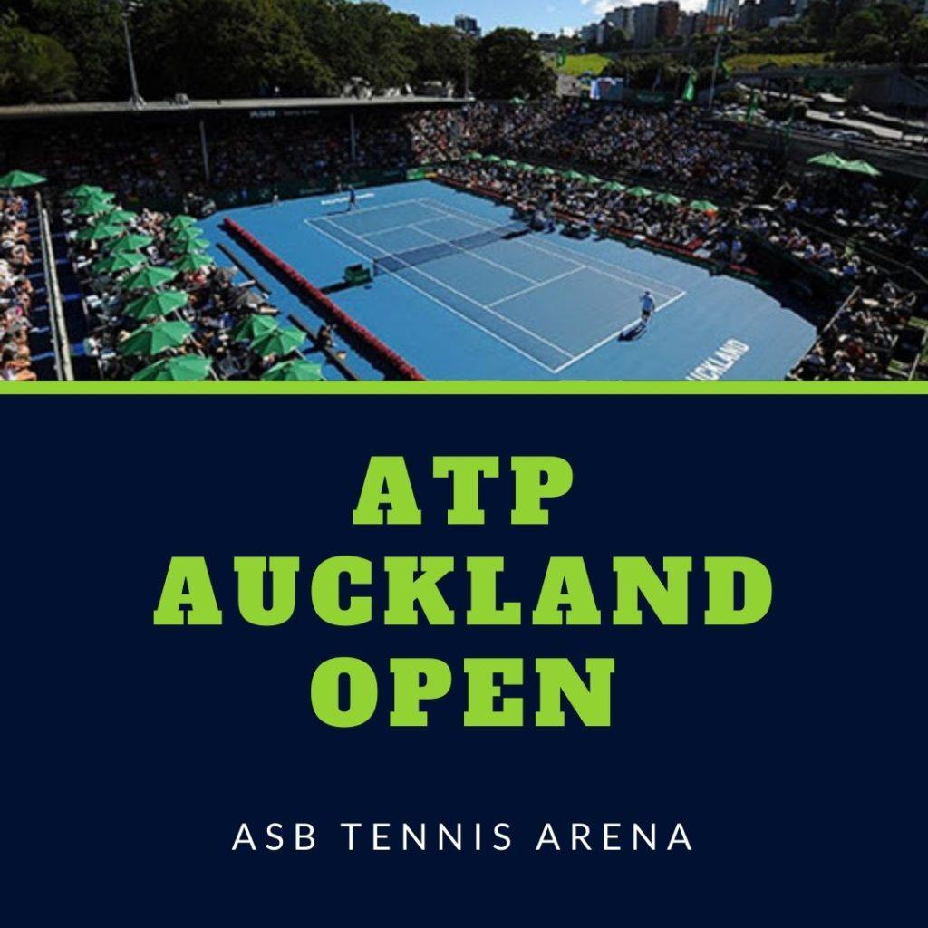 ATP Auckland Open