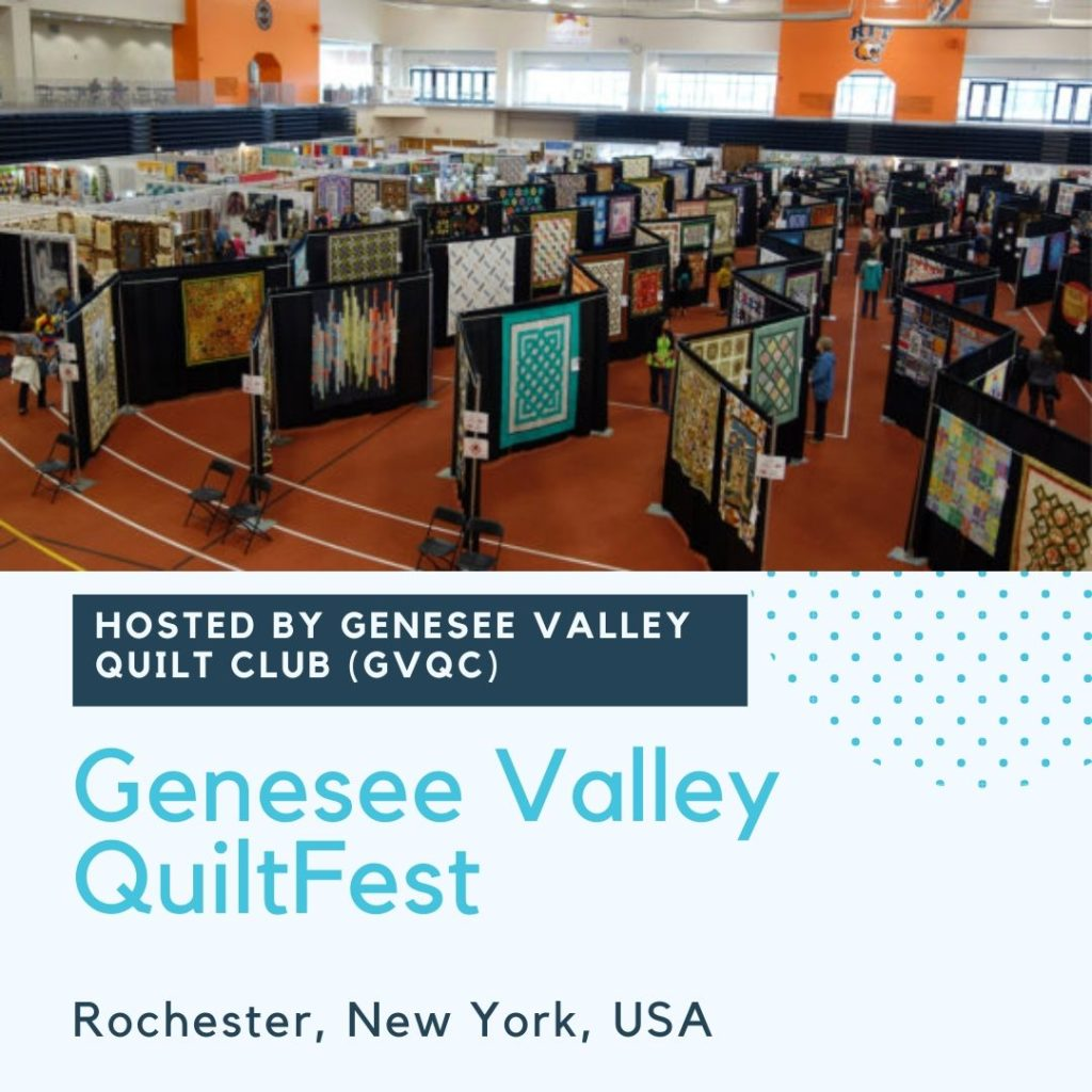 Genesee Valley QuiltFest