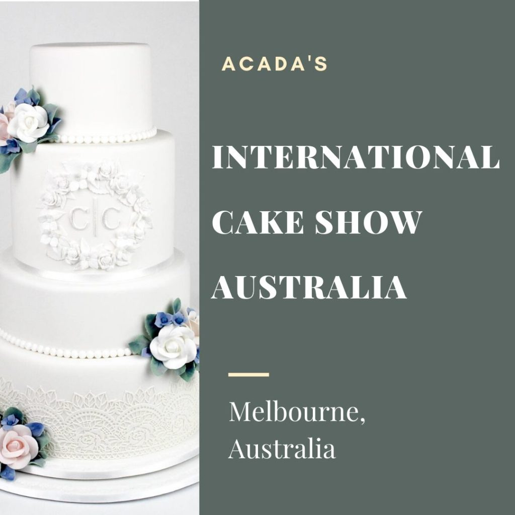 International Cake Show Australia
