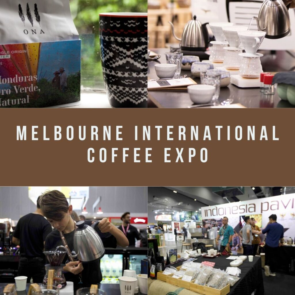 Melbourne International Coffee Expo
