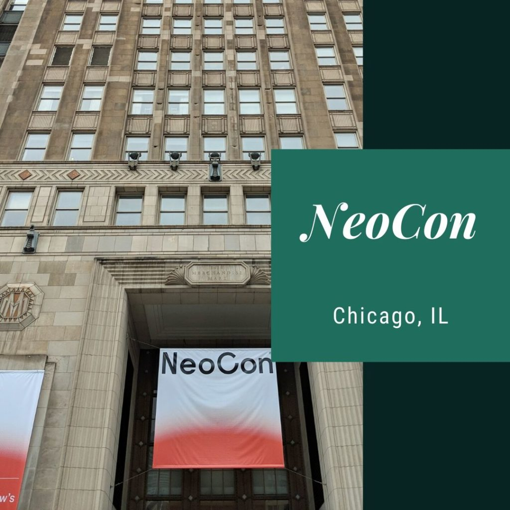 NeoCon Chicago