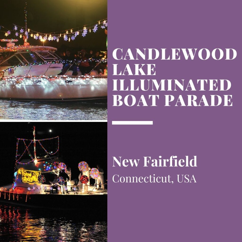 Candlewood Lake Illuminated Boat Parade