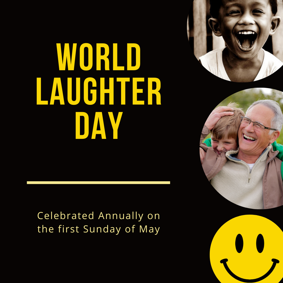 World Laughter Day 2021   Eventlas