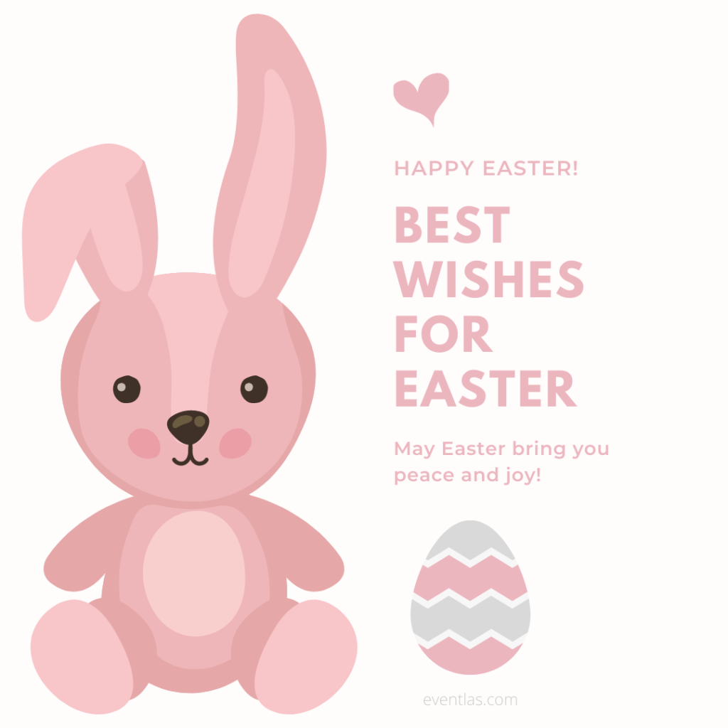 Easter Wishes Canada
