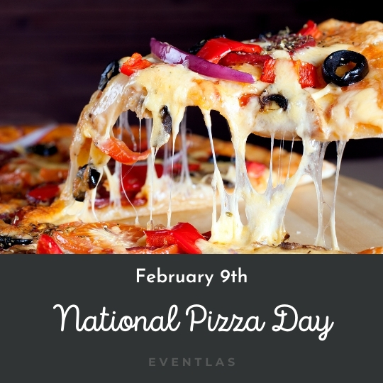 Pizza Day in USA