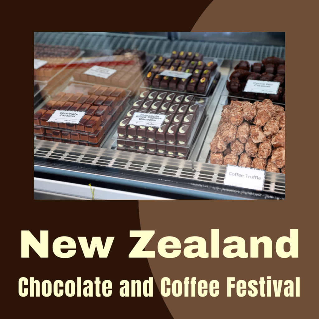 New Zealand Chocolate and Coffee Festival