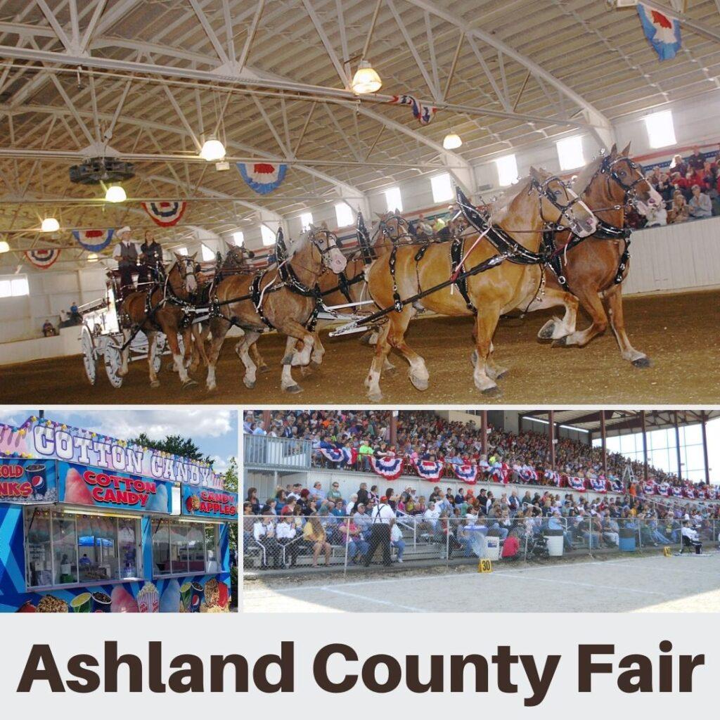 Ashland County Fair Ohio