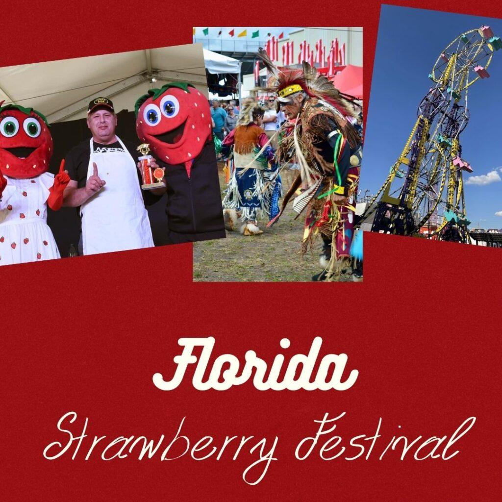 Florida Strawberry Festival by Eventlas