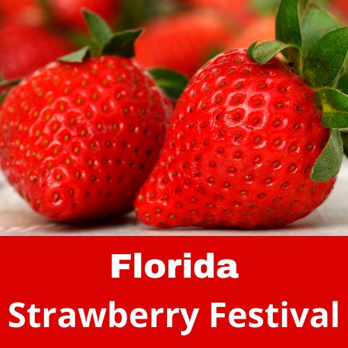 Florida Strawberry Festival by Eventlas.com