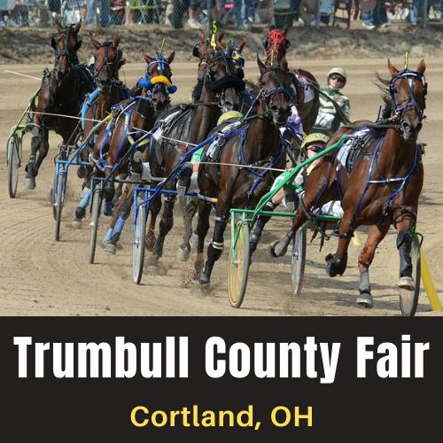 Trumbull County Fair in Cortland, Ohio