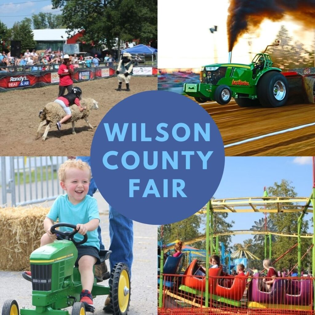Wilson County Fair by Eventlas