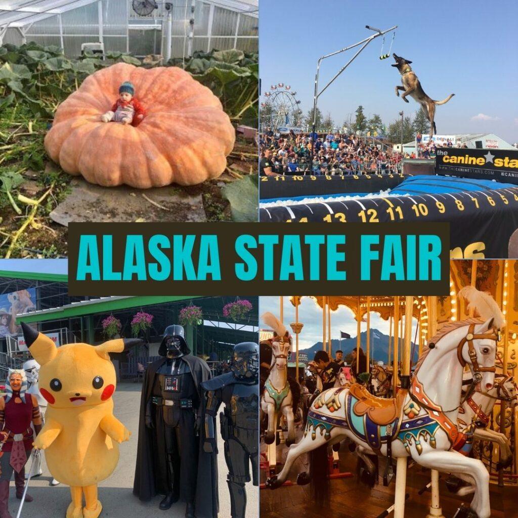 Alaska State Fair Palmer