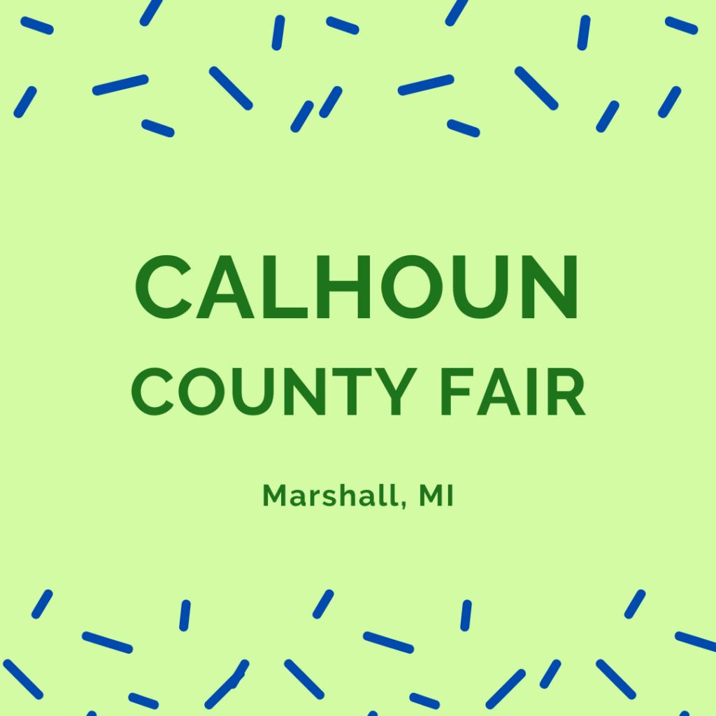 Calhoun County Fair Marshall