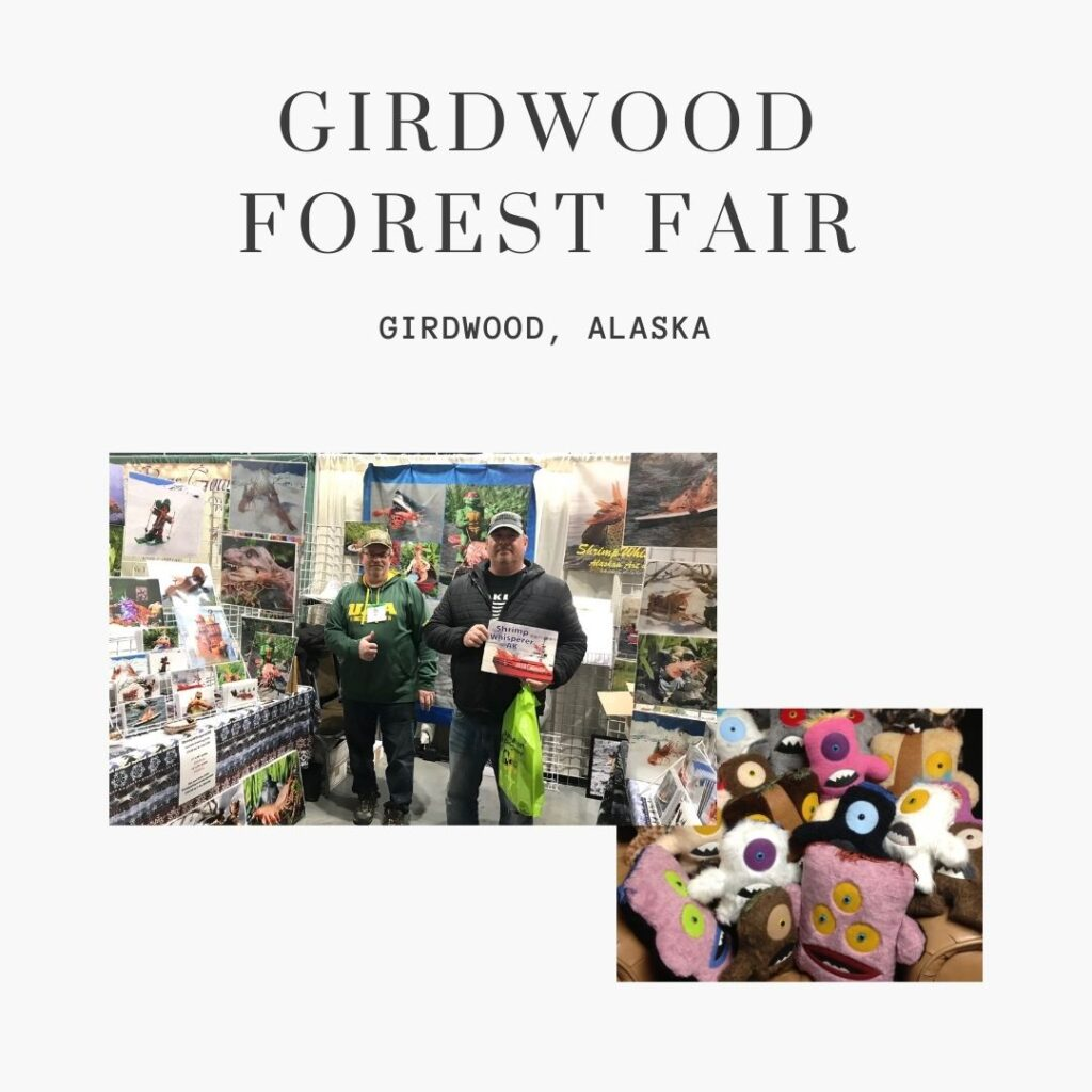 Girdwood Forest Fair Alaska