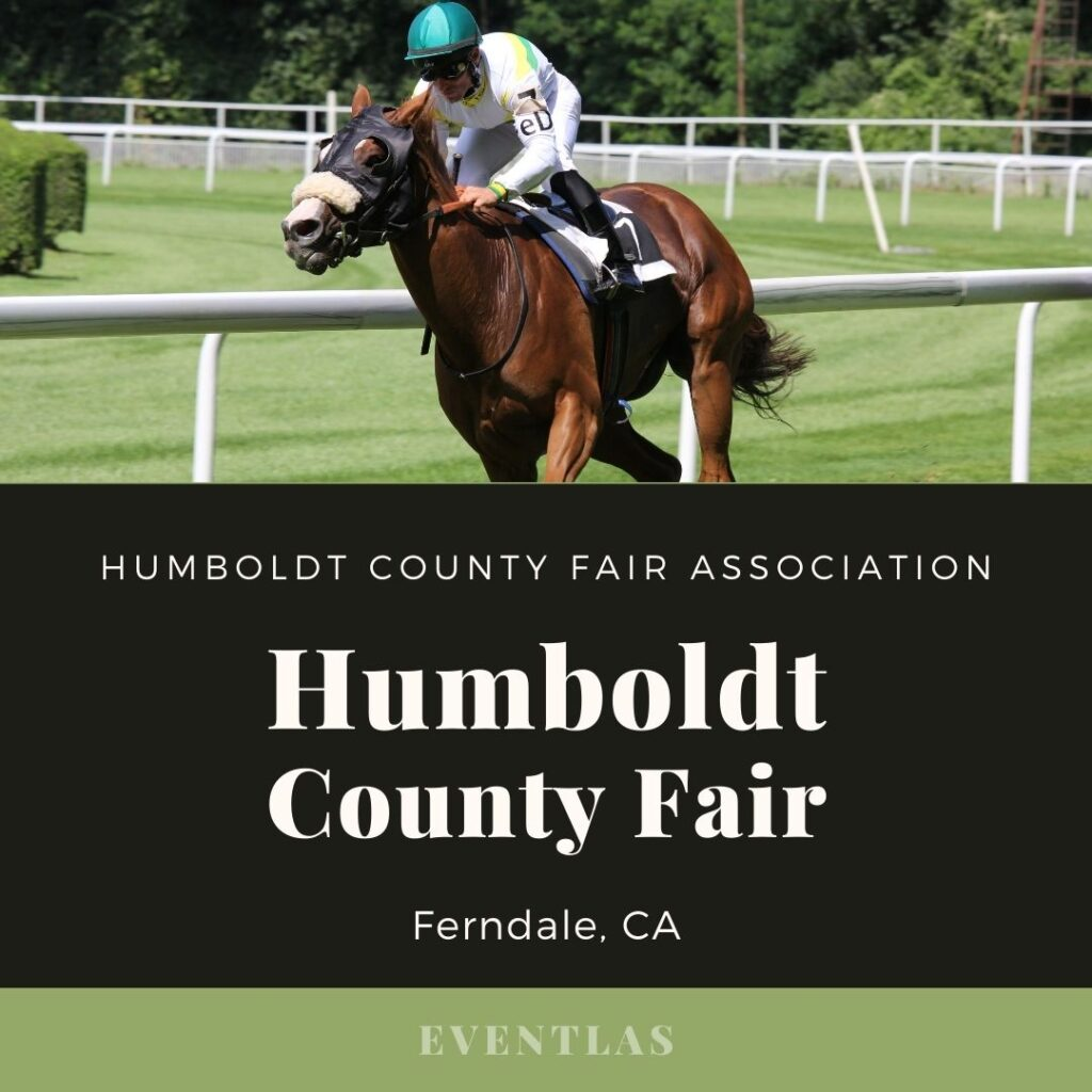 Humboldt County Fair in Ferndale, CA