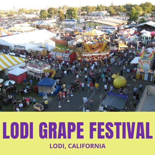 Lodi Grape Festival