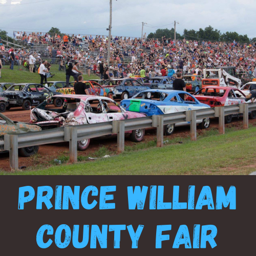 Prince William County Fair- Manassas, VA