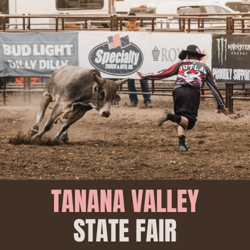 Tanana Valley State Fair Alaska