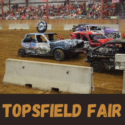 Topsfield Fair Massachusetts