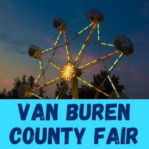 Van Buren County Fair, Clinton, AR