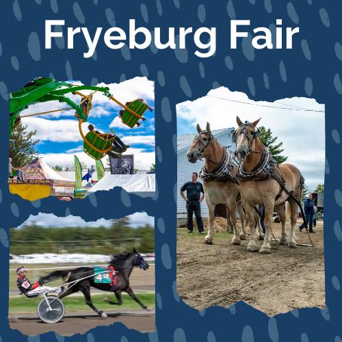 Fryeburg Fair Maine