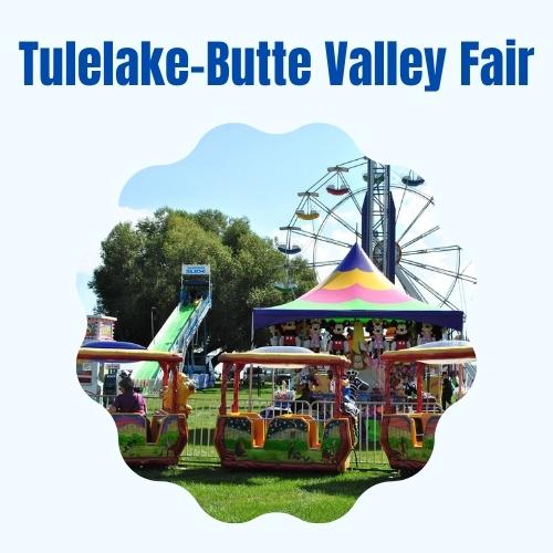 Tulelake Butte Valley Fair