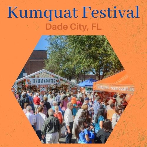 Kumquat Festival Dade City FL