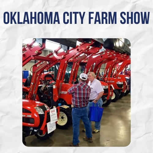 Oklahoma City Farm Show