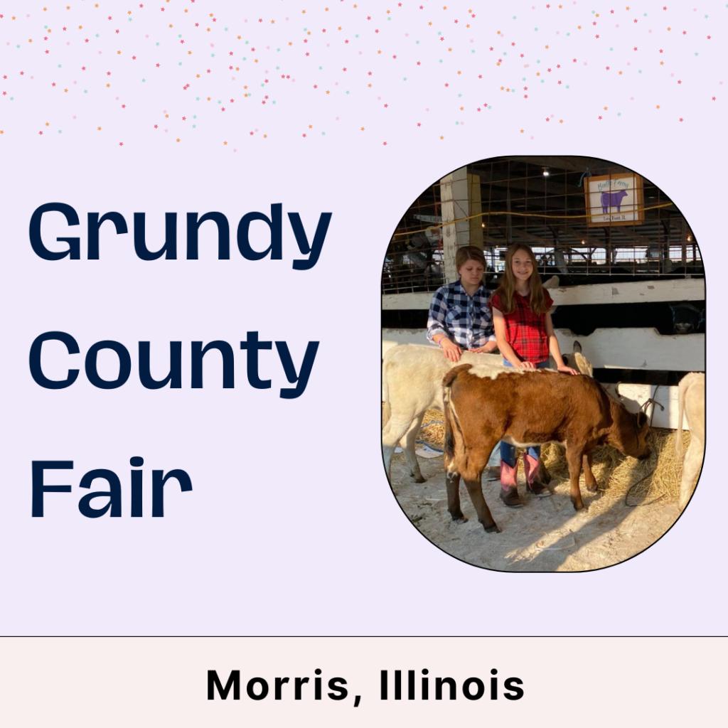 Grundy County Fair IL